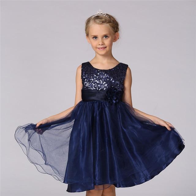 f8c490c9cad Красивые дети платья партии платья для детей нарядные платья для девочек  костюмы 14 летняя одежда летняя