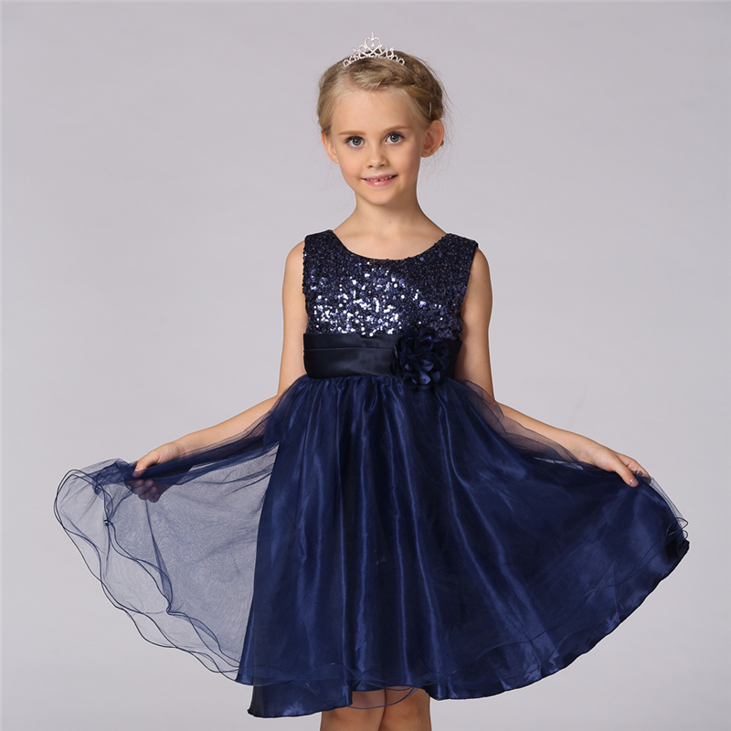 beautiful children dresses party frocks for kids elegant ...