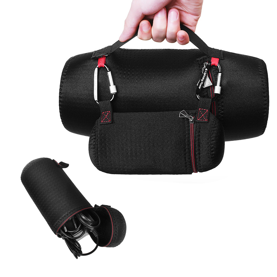 Case for JBL Xtreme Bluetooth Speaker Bag Travel Protable Protective Outdoor Sports with Handbag Travel Storage Soft Carry