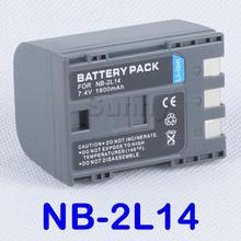 BP-2L14 Bateria Para Canon Elura 40MC, 50, 60, 65, 70, 80,85, 90 e Optura 30, 40, 50, 60, 400,500 MiniDV Filmadora Digital