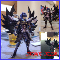 MODEL FANS in stock chuanshen cs Saint Seiya Specters EX Garuda Aiakos action figure Cloth Myth Metal Armor