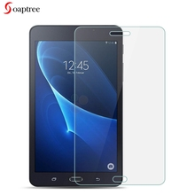 цена на Tempered Glass For Samsung Galaxy Tab A 7.0 2016 a6 T280 T285 SM-T280 SM-T285 7.0 inch 9H Toughened Glass Film