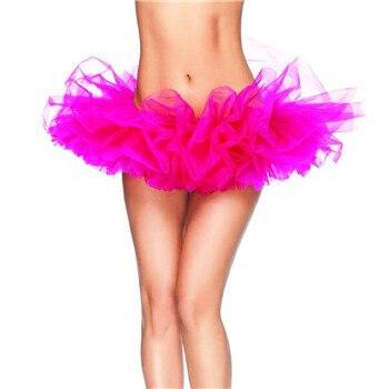Falda de tutú de tul de las mujeres de alta calidad Sexy Mini Fancy - Ropa de mujer