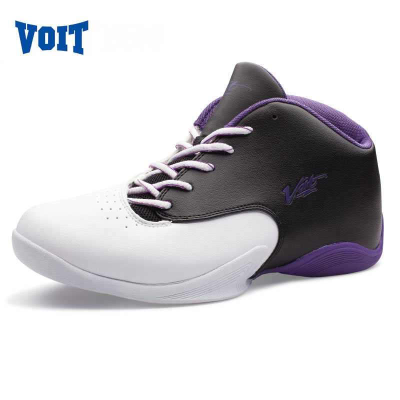 2017 New VOIT Men's Basketball Shoes Athletic Basketball Boots Breathable Outdoor Basketball Sneaker Training Shoes peak sport men outdoor bas basketball shoes medium cut breathable comfortable revolve tech sneakers athletic training boots