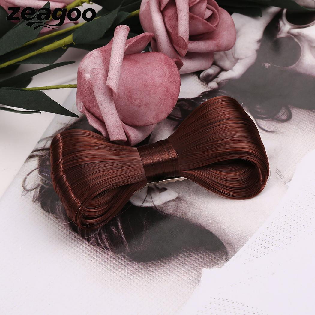 Lovely Hair Hairpin Wig Women Clip Bowknot Popular Accessories Hair