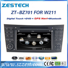 ZESTECH auto multimedia system Car dvd gps for Benz CLS W219 CLS350 CLS500 CLS55 Car dvd gps with canbus,gps antena,RCA