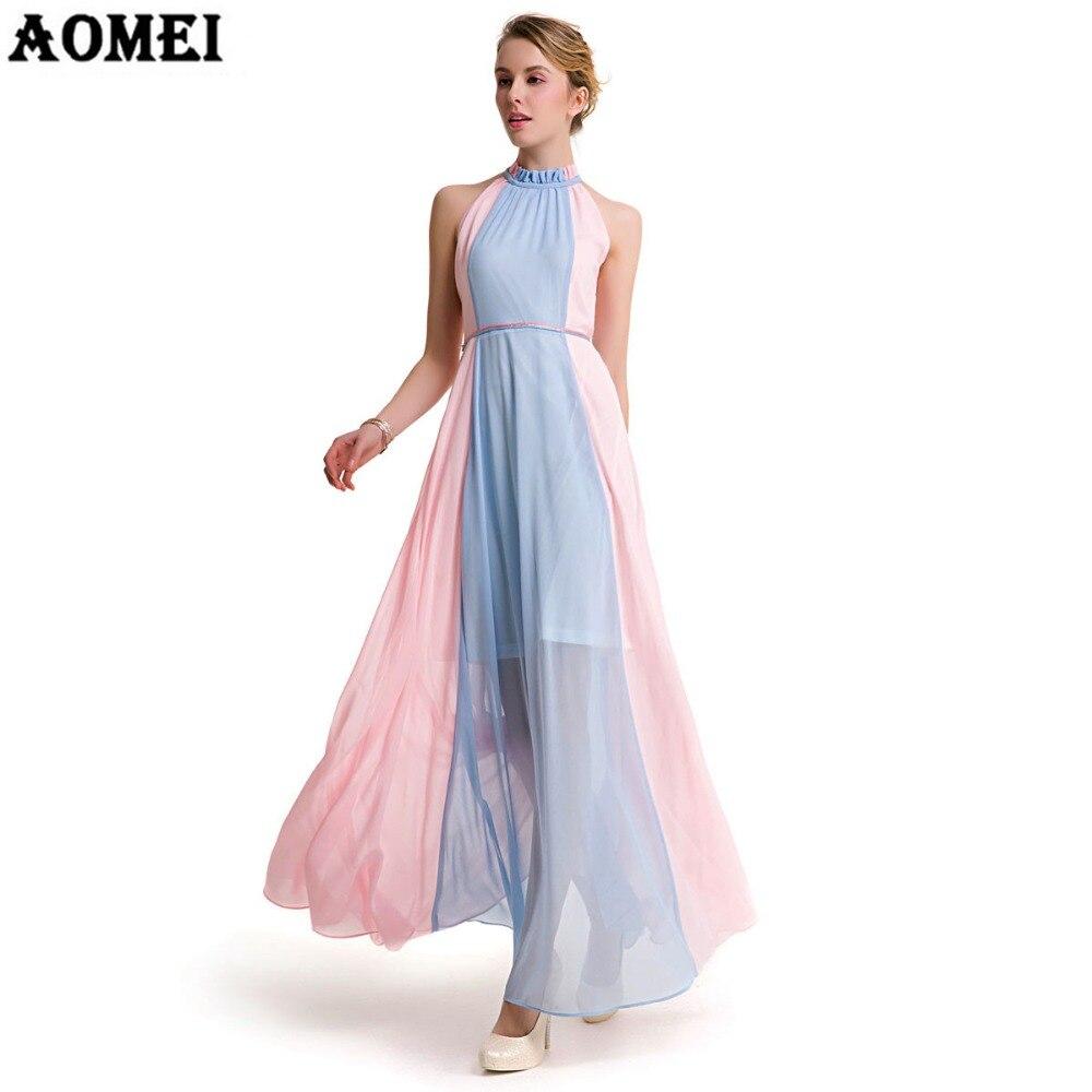 50669046401 Detail Feedback Questions about Woman Fashion Boho Maxi Print Floral Dresses  Plus Size White Long Dress Sleeveless Summer Sundress Vestidos Beachwear  Dress ...