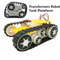 deformation Smart  tank robot crawler Caterpillar vehicle Platform for Arduino SN1900
