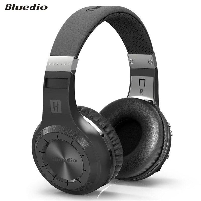 ФОТО 100% Original Bluedio HT Wireless Bluetooth 4.1 Stereo Headphones Built-in Mic Handsfree Calls and Music Sport Headset Earphones