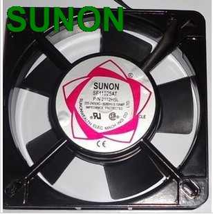 SUNON 11CM 1125 11025 220V 11CM sleeve bearing cooling fan blower 110 * 110 * 25