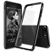 Original Ringke Fusion Case for iPhone 7 / iPhone 7 Plus High Quality Clear Back Panel Military Grade Drop Resistance Cases