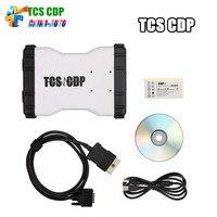 2018 Лидер продаж TCS CDP PRO Bluetooth TCS CDP 2014.02 R2 TCS CDP Pro Plus OBD2 авто инструменту диагностики с высокое качество