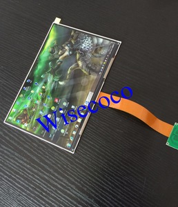 Pantalla LCD TFT 2K de 8,9 pulgadas, 2560(RGB)* 1600 (WQXGA), LCM, HDMI, placa controladora MIPI para impresora 3D