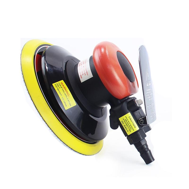 Aukštos kokybės 6 colių pneumatinio šlifuoklio poliravimo - Elektriniai įrankiai - Nuotrauka 4