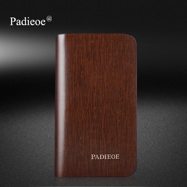 Padieoe 2017 New Arrival Luxury Brand Men's Key Bag High Quality Split Cow Leather Male Key Purse Hot Sale Durable Keychain