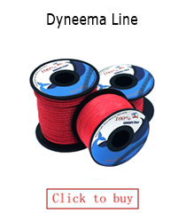 Dyneema red