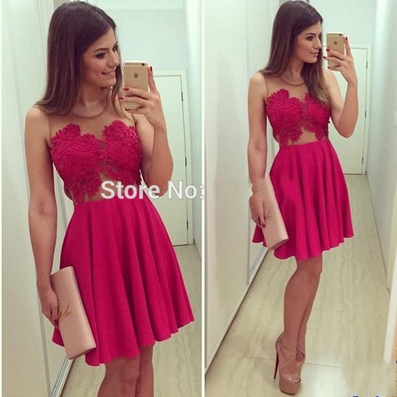 Online Get Cheap Special Occasion Short Dresses Juniors ...