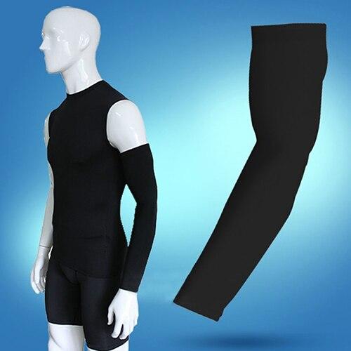 Sports Armlet Bike Elastic Arm Long Sleeve Guard Cover Protector