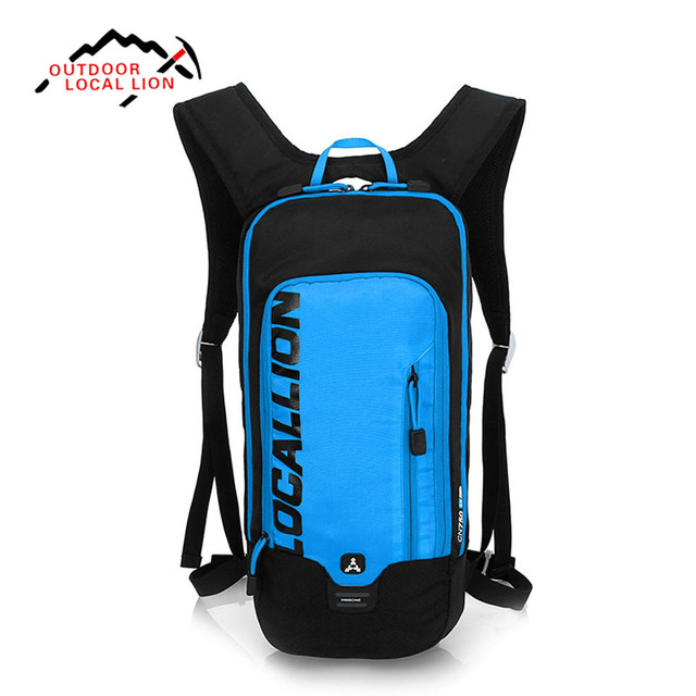 aecf6e0c35e8 LOCAL LION 6L Outdoor Backpack Climbing Rucksack Camping Cycling Bag Sport  knapsack Waterproof Mountaineering Hiking Backpacks