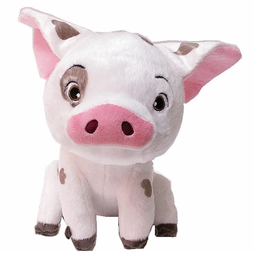 25cm Plush Leksaker Djurgris Fyllda Leksaker Kawaii Mjuka Fyllda Djurgris Doll Födelsedagspresent för Barn Barn