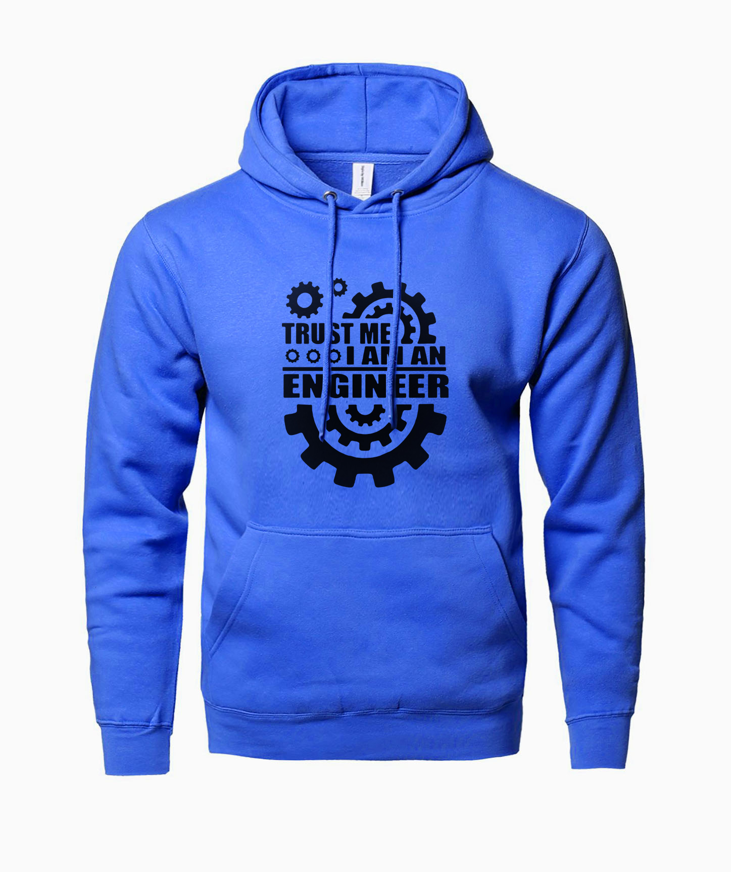 funny men sweatshirt Adult Trust Me I Am An Engineer men hoodies 2018 new arrival spring winter warm fleece loose fit hoodie men