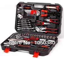 84-in-1 TUV GS Auto Repairing Kit, Auto Repair Combination,Bicycle Repairing Kit,Portable Repair Kit Hand   Hand Tool
