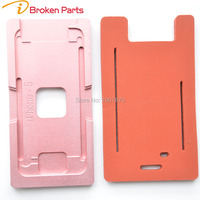 Top Quality Precision Aluminium Mould Laminator Mold For IPhone 5 5s 5c Front Glass With Frame
