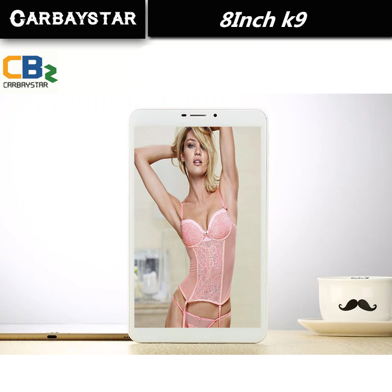 Carbaystar Octa Core 8 inch Double SIM card K9 font b Tablet b font Pc 4G