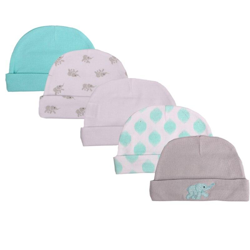 Настоящее горячая распродажа характер мужская хлопок 0- 3 месяцев 4- 6 месяцев установлены шляпы и шапки, Детские шапки, 3 упак. Шапки и кепки для детей - Цвет: HP3005-6M
