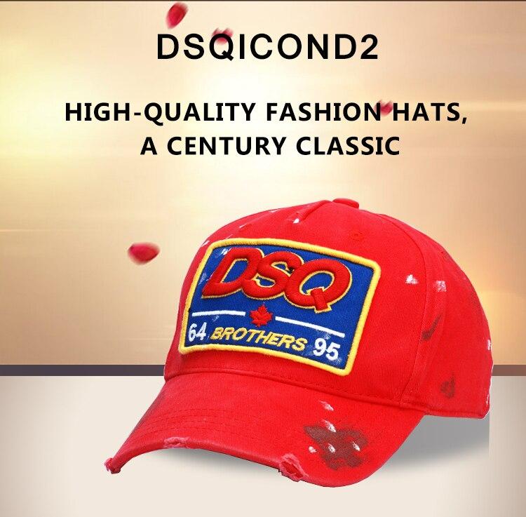 Aliexpress.com  Comprar DSQICOND2 algodón al por mayor gorras de ... 6f988454ea6