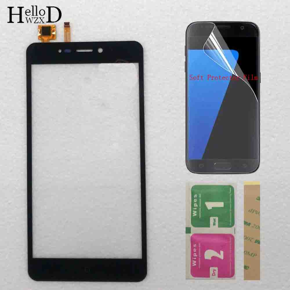 5.2'' Phone Touch Screen For Leagoo Power 2 Pro Touch Screen Touch Panel Repair For Leagoo Power 2 Pro Mobile Protector Film