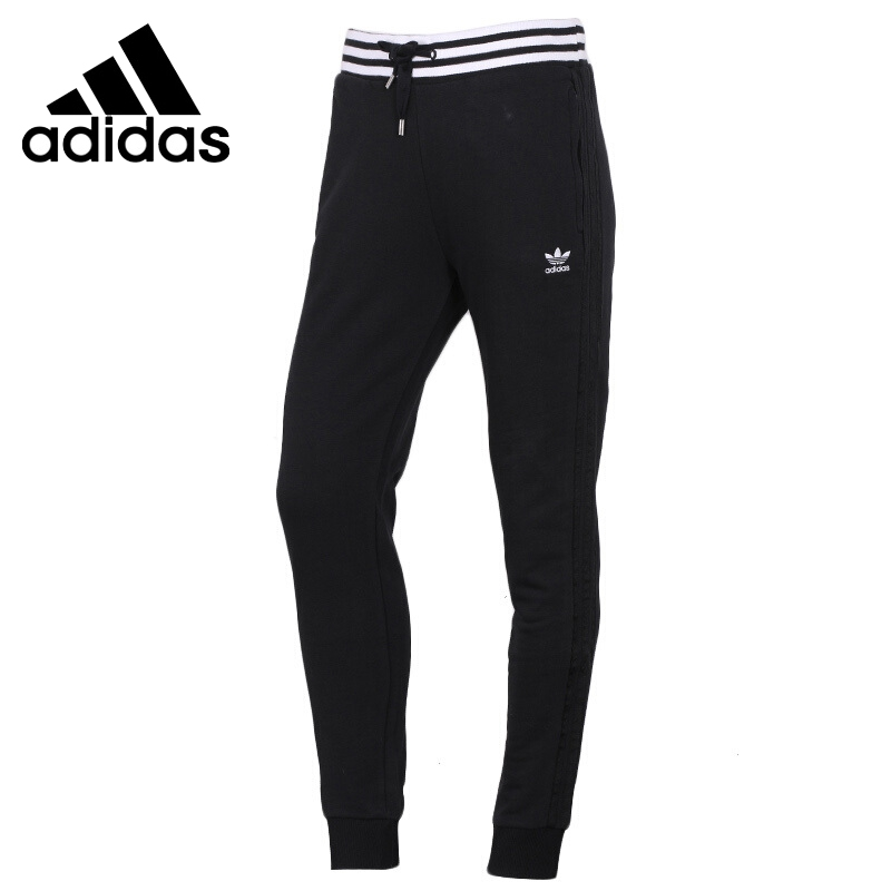 Original New Arrival 2018 Adidas Original REG PANT CUF Women's Pants Sportswear adidas original new arrival official women s tight elastic waist full length pants sportswear bj8360