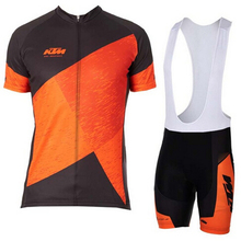 2017 Pro Team Cycling Jersey KTM Ropa Ciclismo Maillot Summer Short Sleeve  Bicycle Clothing Men s Bicycle 48c4414e8