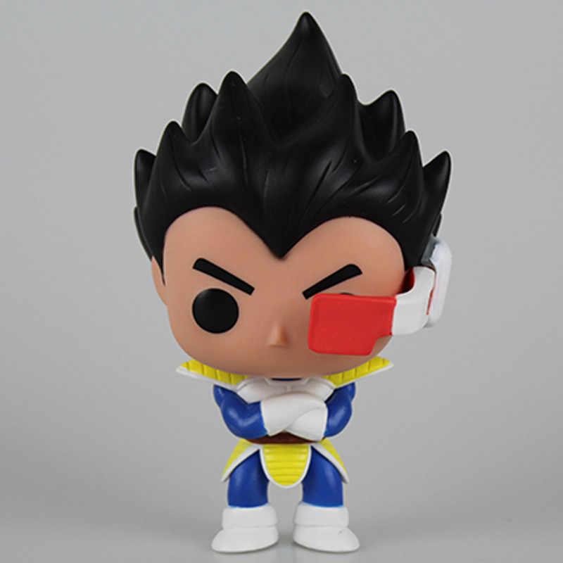 9 Estilo Dragon Ball Z Figura de Ação Goku Vegeta Buu kuririn Celular Piccolo Torankusu Boneca Ação Super Saiyan Modelo de Brinquedo presente
