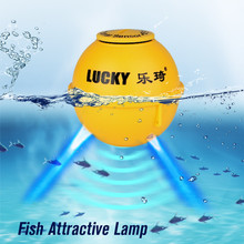 LUCKY Portable Fish Finder 147ft/45m Water Depth Sonar Fish Sonar River Lake Sea Fish Finder Wireless Alarm