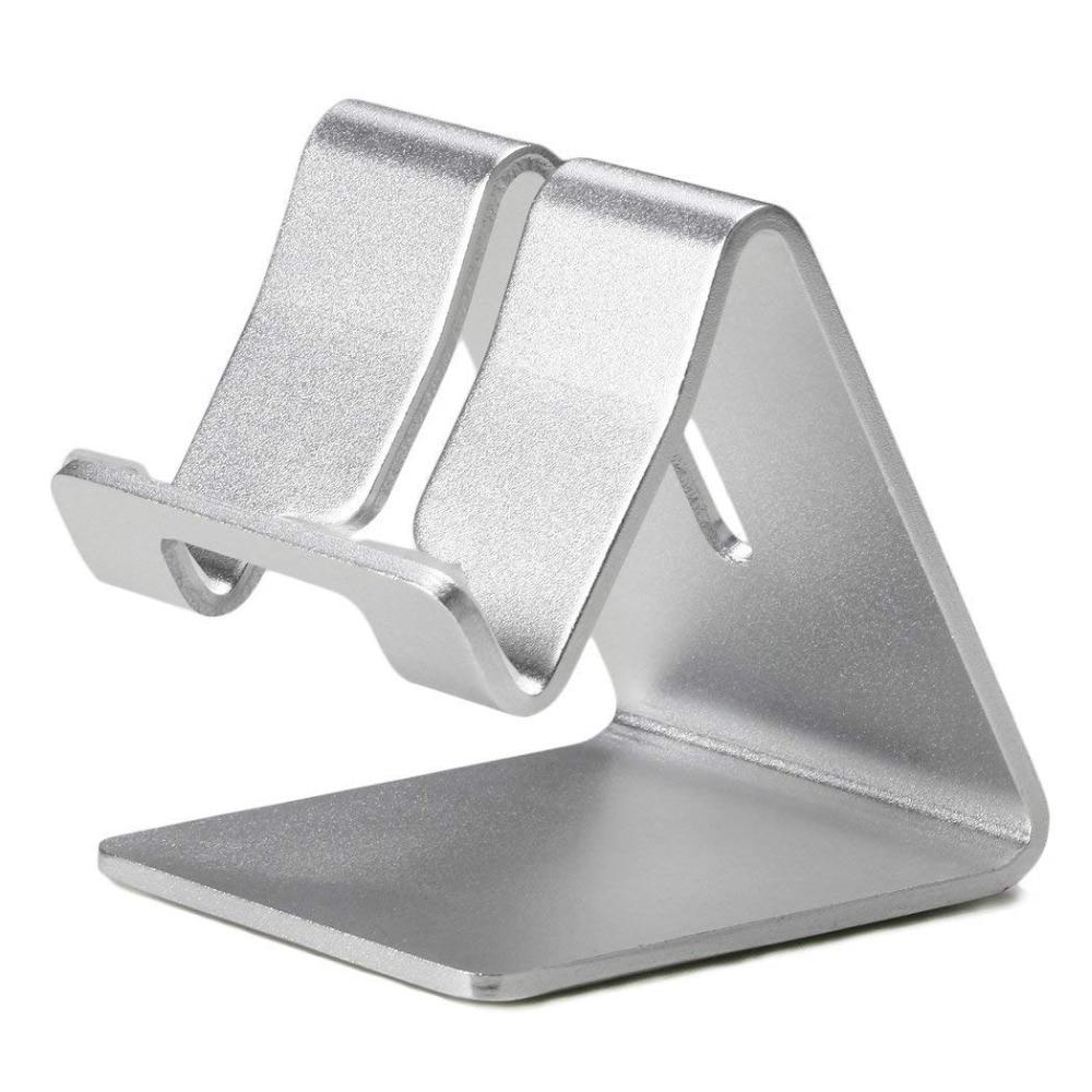 Portefeuille Aluminum Metal Phone Stand for Desk iPhone X 7 8 Plus 6S iPad Pro Xiaomi Mi Pad 4 Samsung Tablet Holder Accessories (10)