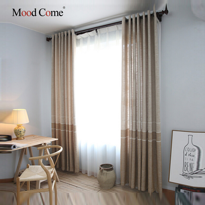 modern curtain window drapes simple design plain linen curtains shade sheer curtains white embroidered panel floral - Sheer Drapes
