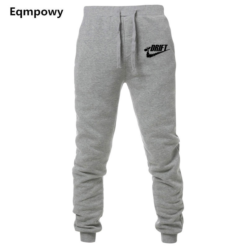 Sweatpants Men Trousers Joggers Sporting Bodybuilding-P Casual Brand The Car Drift Gyms