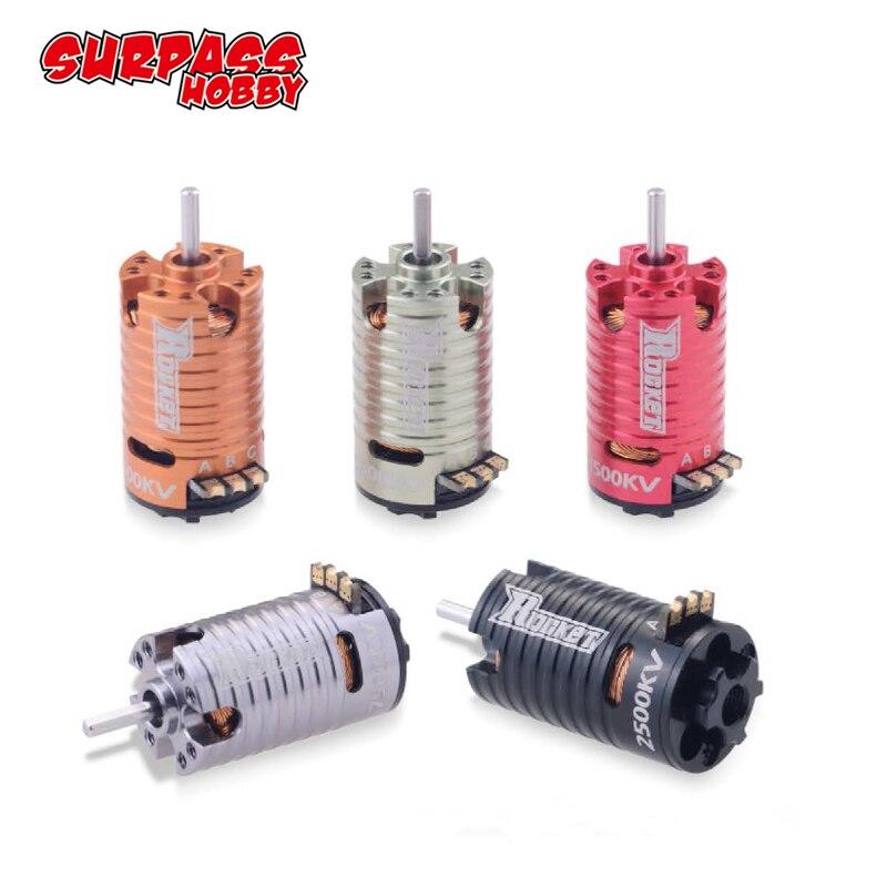Surpasshobby Mini1410 2500kv 3500kv 5500kv 7500kv 9500kv Brushless Motor For Kyosho Mr03 Pro Atomic Drz 1/24 1/28 1/32 Rc Car