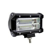 Offroad 5INCH 72W LED Work Light Bar Spotlight 12V 24V CAR TRUCK SUV BOAT ATV 4X4