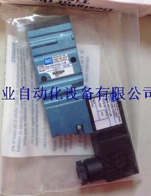 New American MAC high speed solenoid valve 411A-D0A-DM-DDAJ-1JB купить в Москве 2019