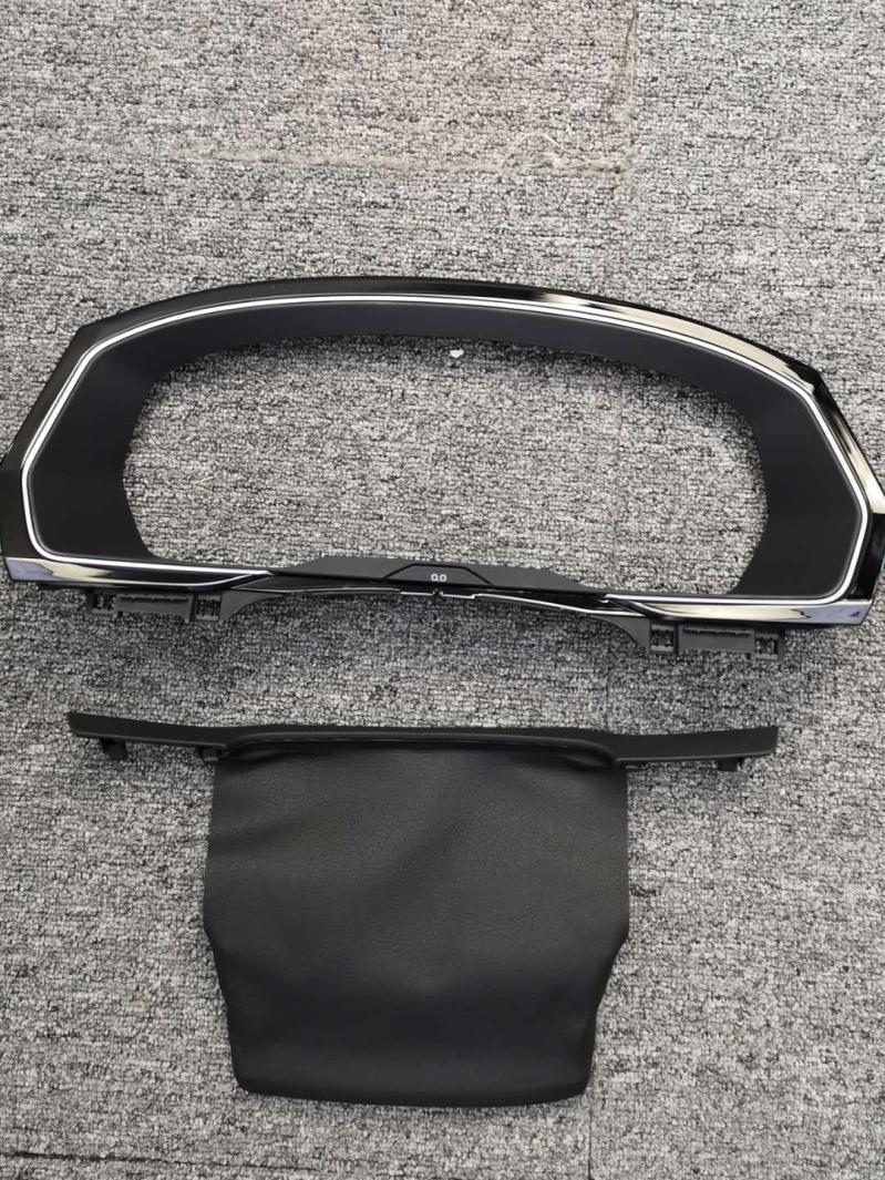 For Volkswagen VW Passat b8 Meter box LCD instrument Shield LCD meter Plaque Trim