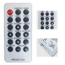 Original Remote Control For Panasonic Projector PT-UX352 PT-UX273 T-UX325(China)