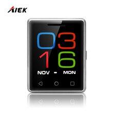 Оригинальный мини-телефон Vphone S8 мобильного телефона MTK2502 1.54 «2.5D Сенсорный экран Bluetooth 4.0 380 мАч карман телефон AIEK S8 M5 E1 C6 M8