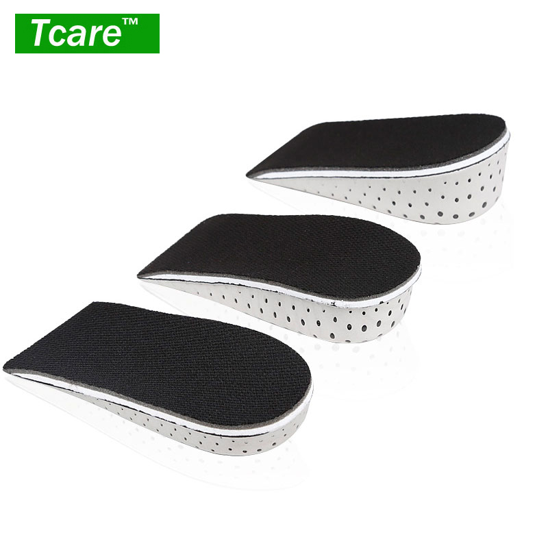 Insole Heel Lift Insert Shoe Pad Air Cushion Elevator Taller Height Increase