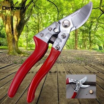 ¡Nuevo! Herramientas de jardín, tijeras de podar bonsái de jardín de acero al carbono, tijeras de corte de podadora para plantas de árboles y flores, herramienta de corte