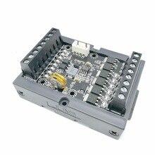 Бытовая ПЛК промышленная плата управления, простой FX1N-14MT модуль задержки, много запаса может быть снято напрямую