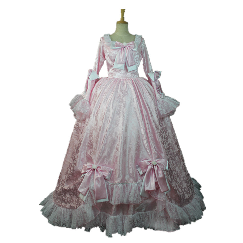 Princess Aurora Costume Christmas Halloween Dress Cosplay Sleeping Beauty Costume Aurora Dress Party Pink Dress Gown Custom Made