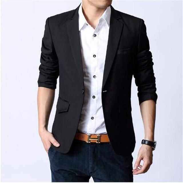 Aliexpress.com : Buy 2017 Spring Summer Mens Business Black Suits ...
