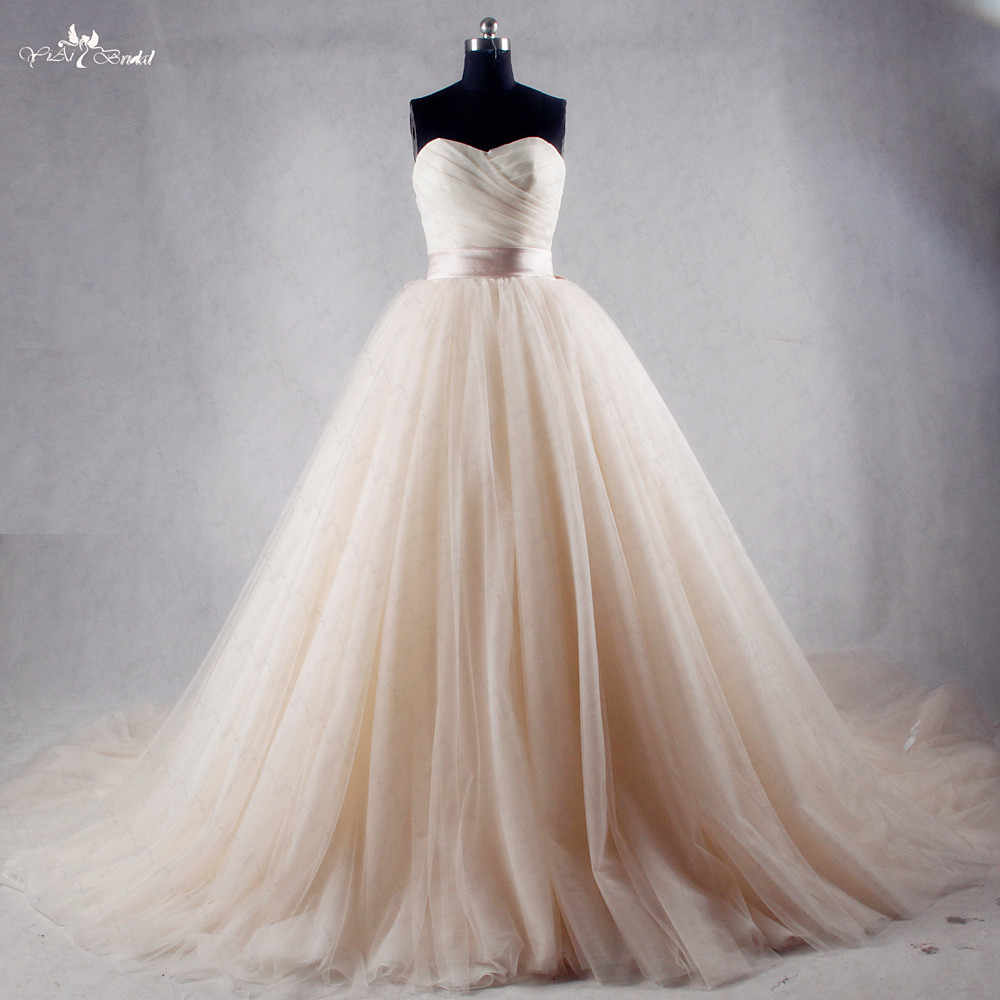 RSW20 Cheap Simple Elegant Sweetheart Neckline Champagne China